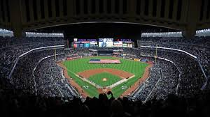 yankee stadium home run lights yankees move start times to 6 35 p m for april in trial run newsday