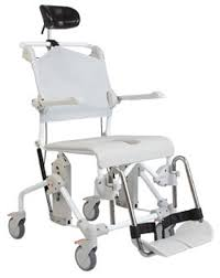 Shower Chair On Wheels Shower Commode Chair Special Needs Bathroom Shower Wheelchair