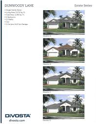 estate series new construction models in verona walk in naples fl