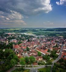 Bad Rodach Flugmann Luftbilder Coburg