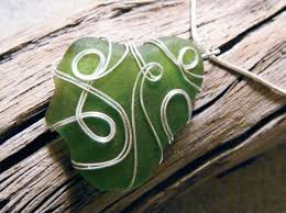 How To Make Jewelry From Sea Glass - 228 best gemstones and gemstone jewelry making images on pinterest