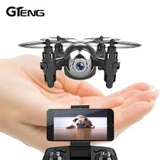 Radio Control Helicopters With Camera Gteng T906w Fpv Mini Drone With Camera Hd Quadcopter Rc Helicopter