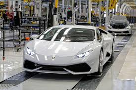 used lamborghini inside the production line of lamborghini u0027s huracán super trofeo