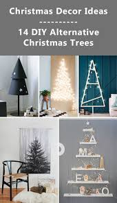decor ideas 14 diy alternative modern trees