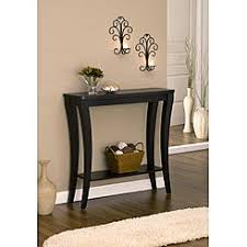entryway tables foyer console tables kmart