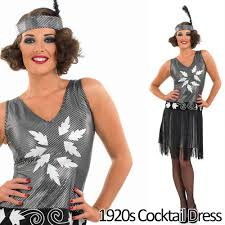 20s fancy dress mens ladies 1920s gangster costume womens