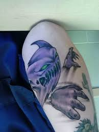 joker tattoo video tattoo archives global geek news