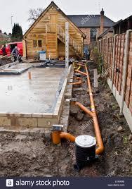 drainage laying stock photos u0026 drainage laying stock images alamy