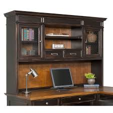 Compact Computer Desk With Hutch by Martin Furniture Hartford L Shaped Desk With Optional Hutch