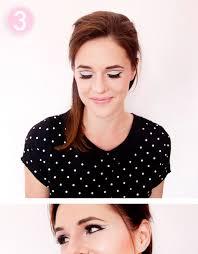 mod make up tutorial mod makeup 60s makeup mad men makeup 1960s