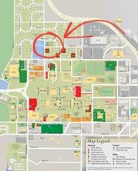 Major Map Asu Polytech Parking Question Asu