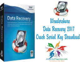 wondershare data recovery 2017 serial key download