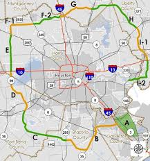 harris county toll road map the department of transportation intends to issue rfis for