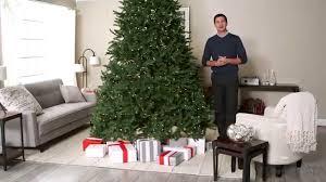 black artificialristmas tree 12 foot pencil tree white