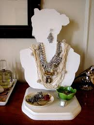 6 Diy Ways To Make by 36 Ways To Stay Organized With Diy Jewelry Holders