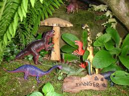 Fairy Garden Ideas For Kids by Dinosaur Garden Do Dinasaurs Live Here Pinterest Dinosaur