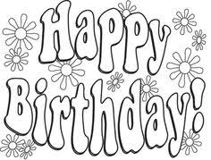 free coloring pages of happy birthday turtle birthdays