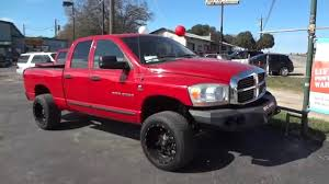 Toyota Tacoma Cummins 2006 Dodge Ram 2500 Slt Cummins Review Youtube