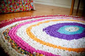 Crochet A Rag Rug Rag Rug Blog A La Cart