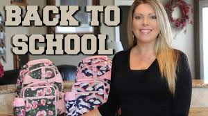Pottery Barn Mackenzie Backpack Review Back To Backpacks Lunch Box Ideas Pottery Barn Kids