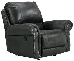 Black And White Chair by Black And White Recliner Slipcover House Furniture Appealing
