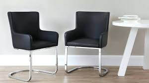 modern designer faux leather chrome armchair uk exclusive leather