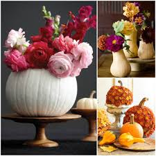 october wedding ideas pumpkin centerpieces fall wedding mazelmoments