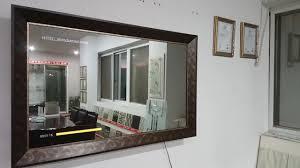 Cermin Dua Arah murah satu arah transparan kaca kaca reflektif satu cara dua arah