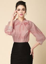 business blouses pin by dương vũ on fashion satin workwear and clothes