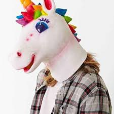urban unicorn ring holder images Lisa frank x uo markie unicorn mask from urban outfitters jpg