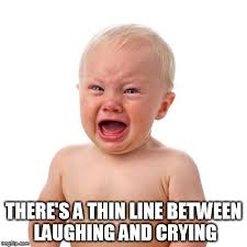 Crying Baby Meme - the science of laughter why do we laugh science abc
