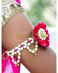real flower jewelry fresh floral jewellery for wedding mehndi