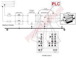 motor inverter wiring diagram