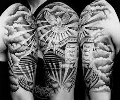 45 best tattoo images on pinterest angel clock tattoo sleeve