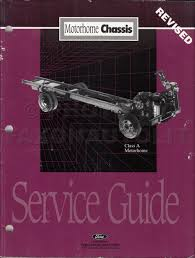 1997 ford econoline van u0026 club wagon electrical troubleshooting manual