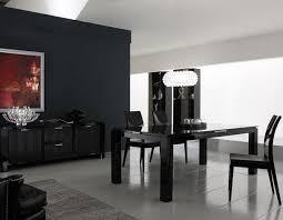 Black Dining Room Furniture Decorating Ideas Sophisticated Black Dining Room Decor Ideas Abpho