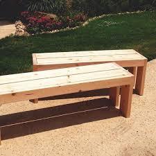 Outdoor Benche - easy outdoor benches gardening ideas pinterest bench easy