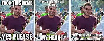 Ridiculously Photogenic Guy Meme - ridiculously photogenic guy becomes viral internet star oh no