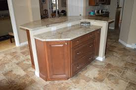 2 level kitchen island kitchen remodel with two tier island traditional kitchen
