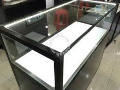 Glass Display Cabinet Johor Handphone Cabinet Professional Business Equipment In Malaysia
