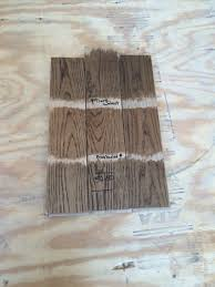 decisions decisions picking a minwax stain dark walnut