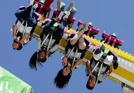 How Many Rides Does Six Flags Have 4 Times Roller Coasters Got Stuck Upside Down Leaving Riders