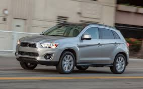 2013 mitsubishi outlander sport information and photos zombiedrive
