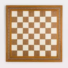 champion sycamore walnut chess board hayneedle