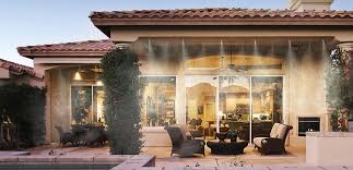 water misting systems by wyman plumbing anthem az