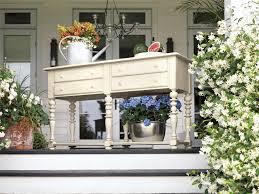 universal furniture paula deen home console server edelweiss