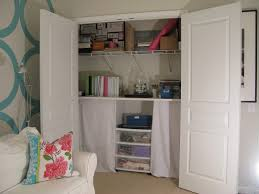 beautiful white stainless simple design closet ideas in small