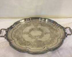 wedding serving dishes 26 best silver plate serving dishes images on serving