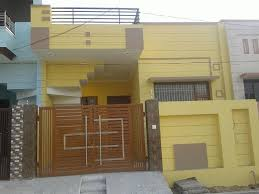 Single Story Houses 20 X 40 Single Story House New Construction 3bhk On Amritvihar