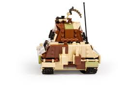 lego army tank new release pzkfz vi king tiger brickmania blog